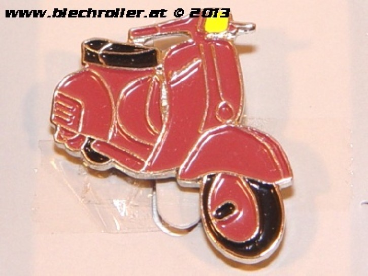 "Anstecker/Pin ""Vespa Sprint"", violet"