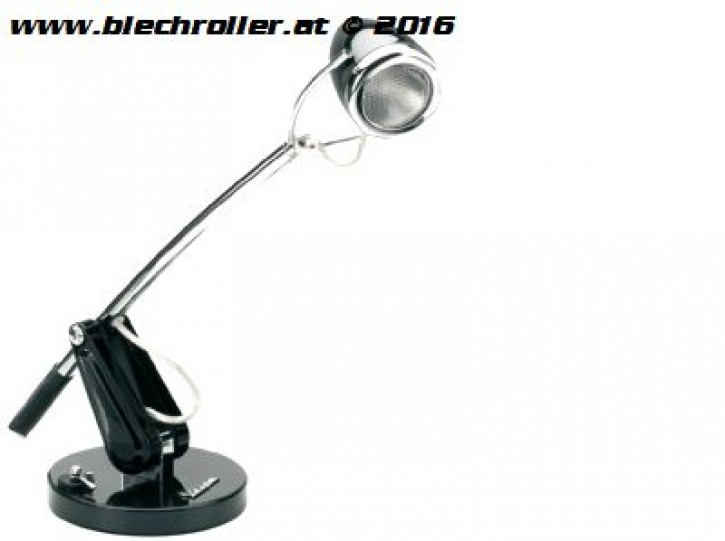 Tischlampe VESPA Vintage - Schwarz