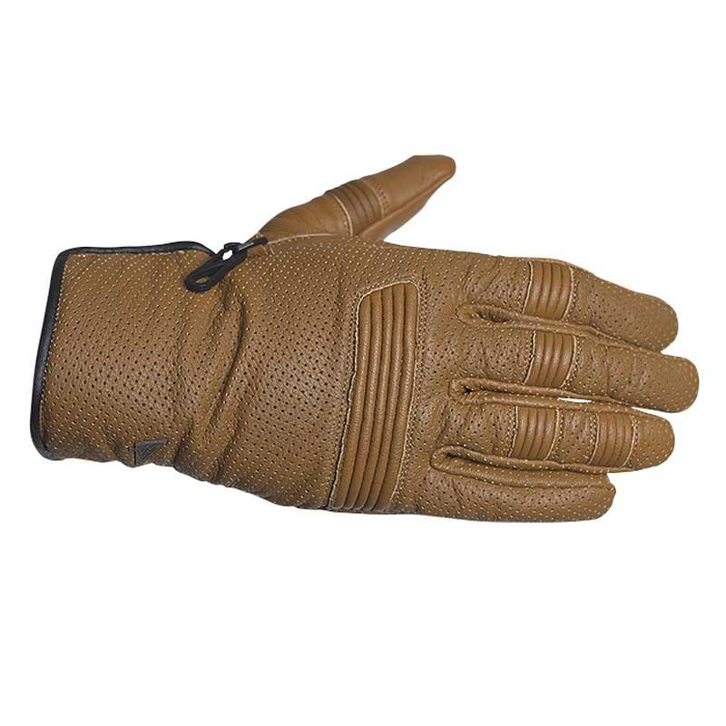 Handschuhe CULT, Camel Braun - Größe: L