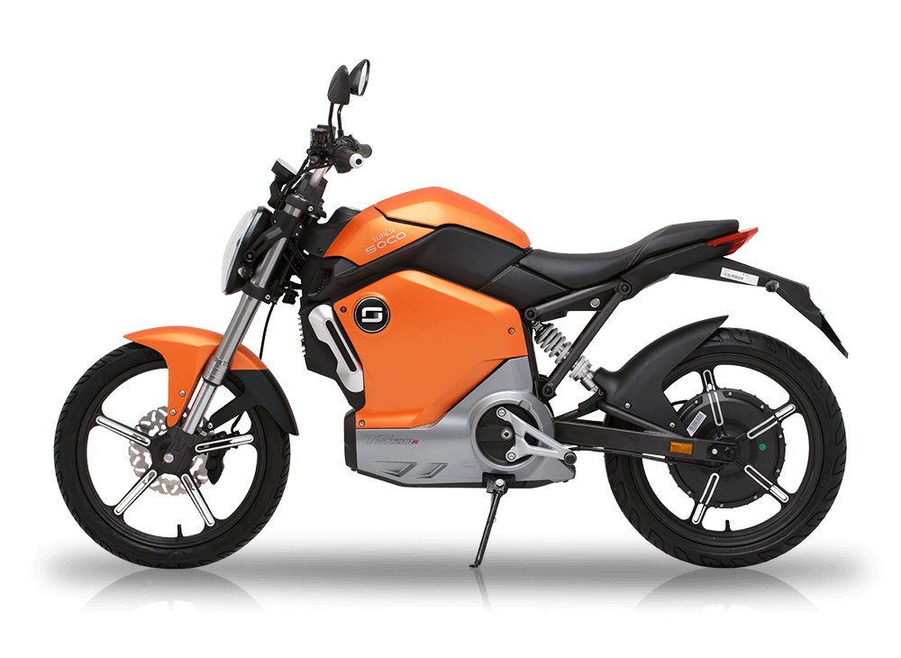 super soco ts1200r elektro moped orange 344713 soco ts1200r or. Black Bedroom Furniture Sets. Home Design Ideas