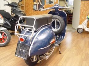 """Vespa GS 150, Bj. 1962, 4 Gang, 10"""", dunkel blau - Oldtimer"""