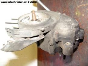Vespa PK50XL2 Motor, 4 Gang - Gebraucht -