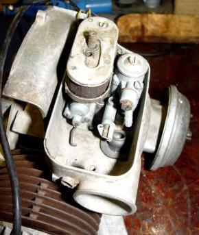 Vespa 125 VNB Motor, 3 Gang, Bj. 1961 - Gebraucht -