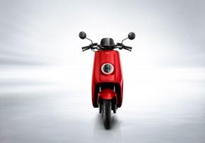 NIU N1Sport, Elektro Roller, Neufahrzeug Rot